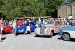 Bild 0 von Rekordkulisse am Industriemuseum - 750 Klassiker beim Sommertreffen!