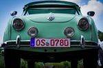 Bild 8 von Oldtimer IG unterwegs: Kleine Ausfahrt nach Einladung von Tebben Automobile Bohmte