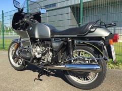 70er Jahre Superbike - BMW R 100 RS