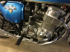 70er Jahre Superbike - Honda 750 Four