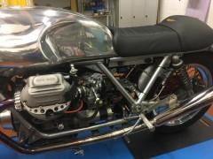 70er Jahre Superbike - Moto Guzzi 1000